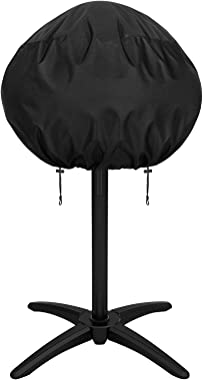 X Home Grill Cover for George Foreman 15+ Serving Indoor/Outdoor Electric Grill, Fits Models: GGR50B, GFO3320, GFO240 etc, He