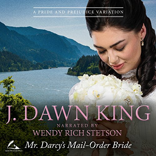 Mr. Darcy's Mail-Order Bride audiobook cover art