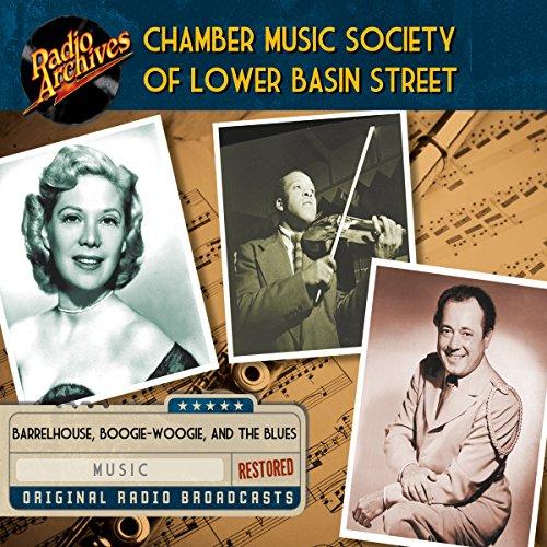 Chamber Music Society of Lower Basin Street audiobook cover art