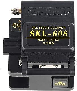 Goeco Utensile da taglio per fibre FTTH, Mannaia per fibre SKL-60S, Mannaia per fibre ottiche