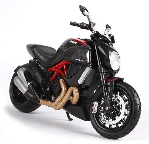 hasta 42% de descuento Penao Modelo de la Motocicleta de Ducati Gran Diablo simulación simulación simulación aleación, Adornos de Coche Modelo, proporción 1 12  más orden
