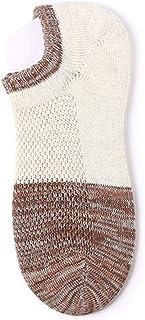 Men's Liners & Ankle SocksMen Summer Cotton Breathable Boat SocksCrew Socks