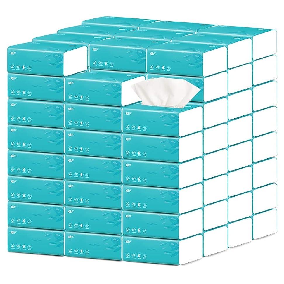 驚分布戸口WJPWS 36パックのトイレットペーパー、やわらかくて丈夫なペーパータオル、3層厚、裂開設計