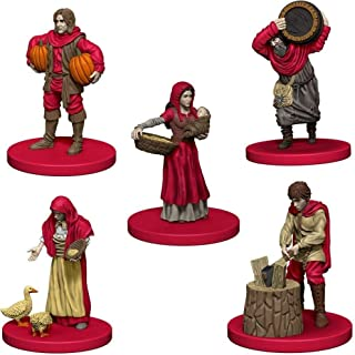 WizKids Agricola Game Expansion Red