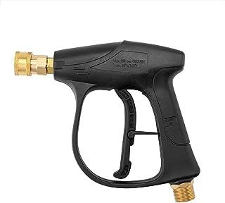 Vingtank Pistola de lavado de alta presión, 3000 PSI, pistola de limpieza de coche pistola de agua de lavado M22 hilo métrico