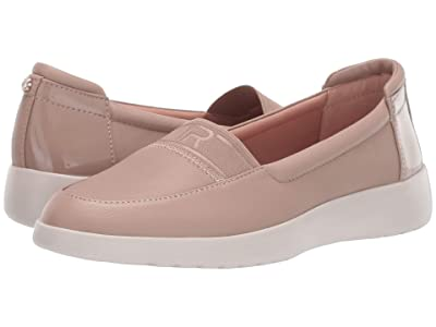 Taryn Rose Trish (Clay Nappa/Patent) Women