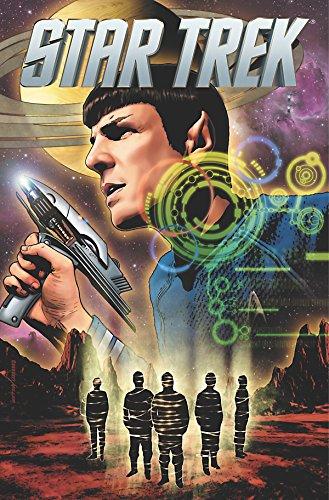 Star Trek Comicband 12: Die neue Zeit 7 (German Edition)