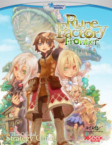 Rune Factory Frontier: The Official Strategy Guide (English Edition)