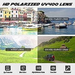 Polarised Sunglasses for Women Men Steampunk Retro Round Unisex Eyewear Glasses UV400,2020 New Trendy Side Shield Goggles Gothic Sun Gasses Brown Frame Brown Lens CGID #3