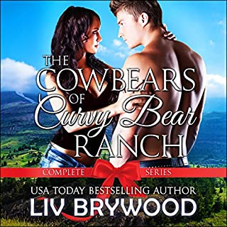 The Cowbears of Curvy Bear Ranch audiobook cover art