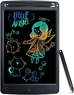 NOBES LCD Writing Tablet for Kids, 8.5-Inch Drawing Tablets Kids Doodle Board Colorful Sketch Pad Reusable Drawing Board G...