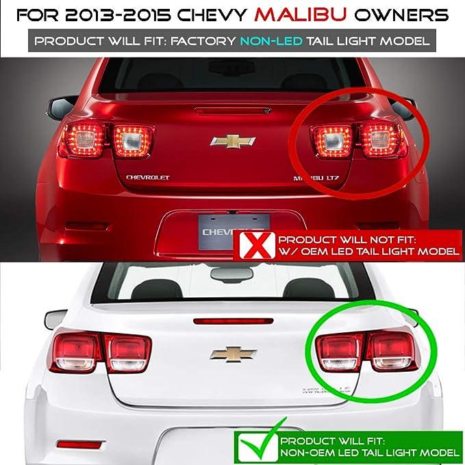 Details about For 2013-2017 Chevrolet Malibu License Light Bulb ...