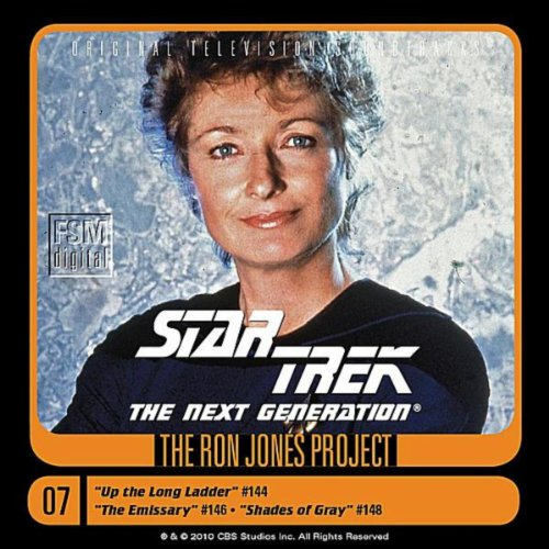 Star Trek: The Next Generation, 7: Up the Long Ladder/The Emissary/Shades of Gray