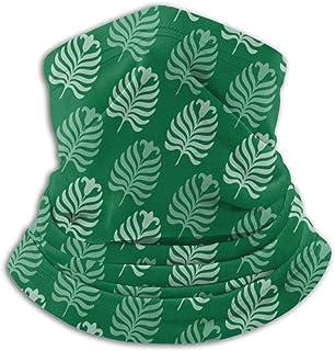 Colore Cactus Copri Bocca Regolabile Maschera Facciale Lavabile Sciarpa Passamontagna Scaldacollo Riutilizzabile