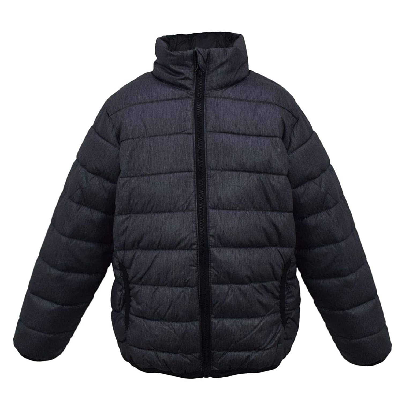 アスナロ(ジャケット?ウインドブレーカー) パーフェクトダッシュ ファイバーダウンジャケット キッズ 中綿ジャケット 杢カラー