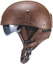 Suchergebnis Auf Für Retro Helm Braun