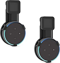 Outlet Wall Mount Stand for Echo Dot 3rd Gen Hanger Holder Case Bracket Space Saving Perfect Accessories Without Messy Wir...