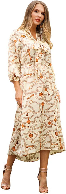 CXJC Women's Dresses Sexy VNeck Split Fashion Party No Zip Dress Black Apricot