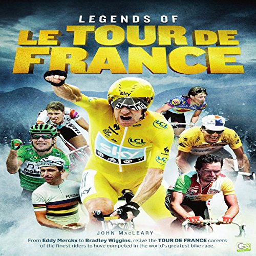 Legends of Le Tour de France Titelbild