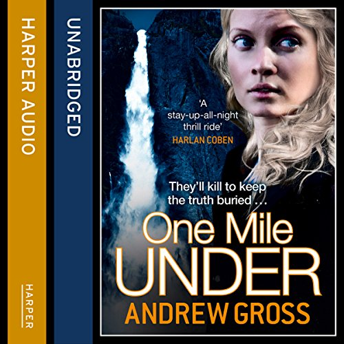 One Mile Under cover art