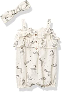 Baby Girls' Rompers