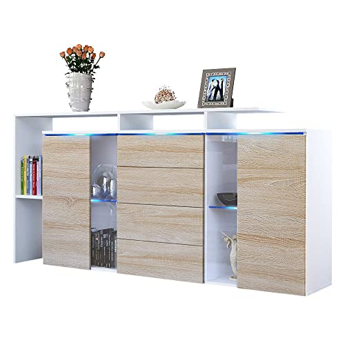 Sideboard Holz Massiv: Amazon.de