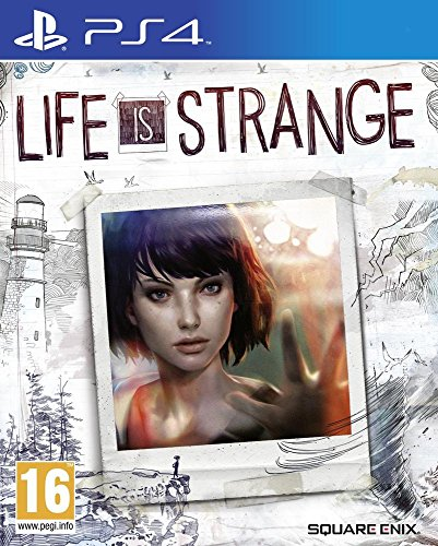 Life is Strange Jeu PS4