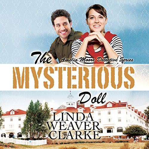 The Mysterious Doll audiobook cover art