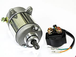 Caltric Starter & Relay Solenoid Compatible With HONDA TRX250 TRX 250 FOURTRAX RECON 1997-2001