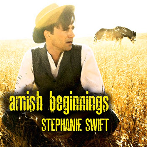 Amish Beginnings audiobook cover art