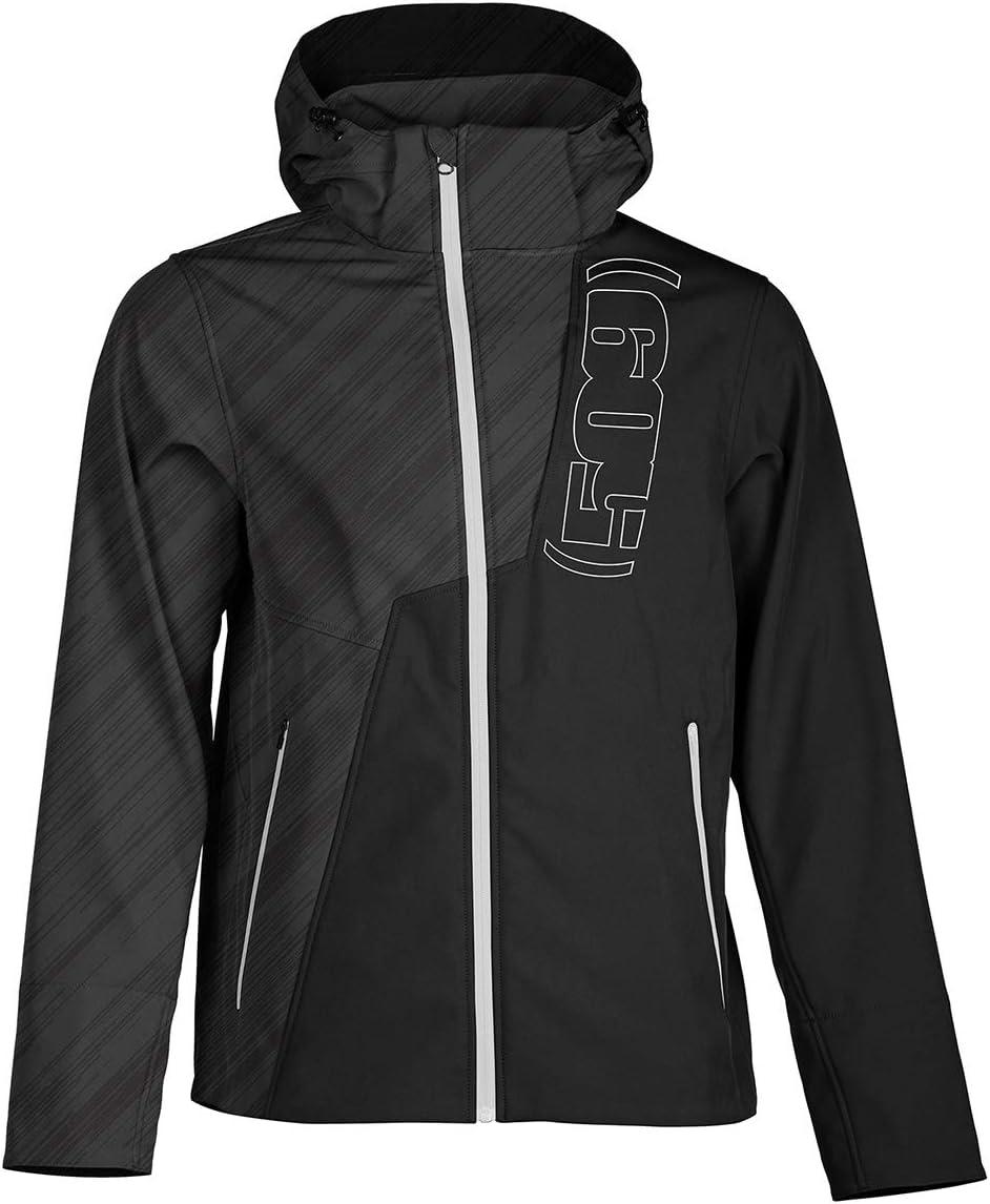 509 Tactical Softshell Jacket (Black Ops White - 2X-Large)