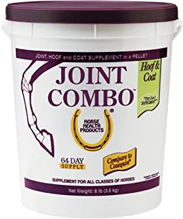 Horse Health Joint Combo Hoof & Coat, convenient 3-in-1 supplement for complete joint, hoof and coat care