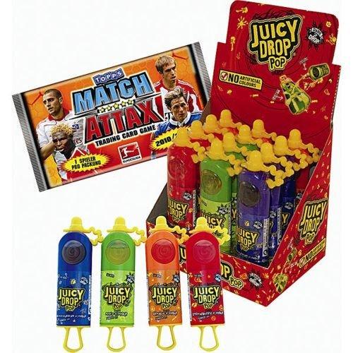 DOK Juicy Drop Pop (12x 26g Packung)