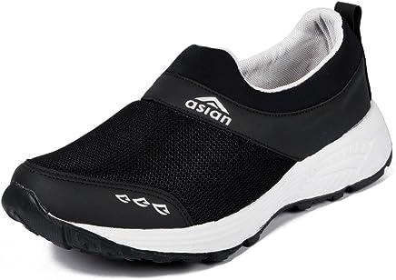 ASIAN Shoes Future-04 Black Canvas Men Shoes