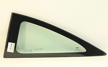 Genuine Honda 73551-SDN-A01 Windshield Quarter Glass, Left