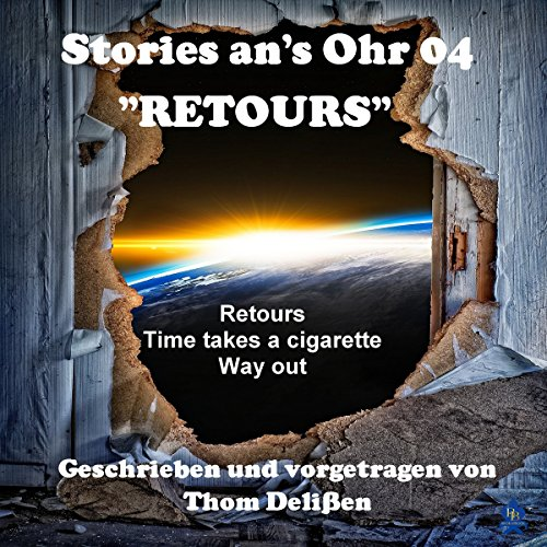 Retours audiobook cover art