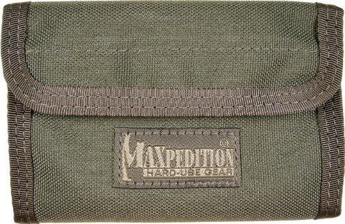 Maxpedition Spartan Wallet, Foliage Green