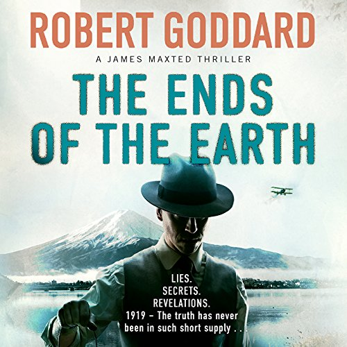 The Ends of the Earth audiobook cover art