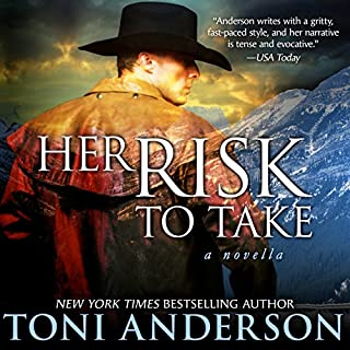 Her Risk to Take audiobook cover art