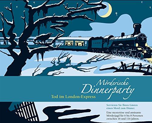 Mörderische Dinnerparty - Tod im London Express