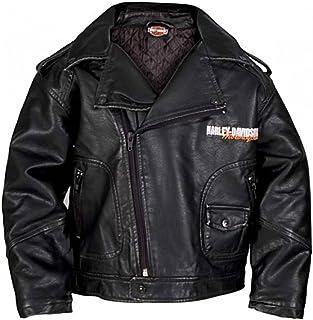 Baby Boy Pleather Jacket