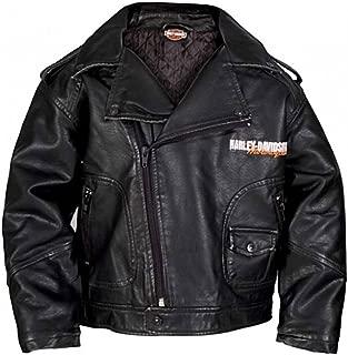 biker jacket for toddler boy