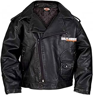 harley davidson baby jacket