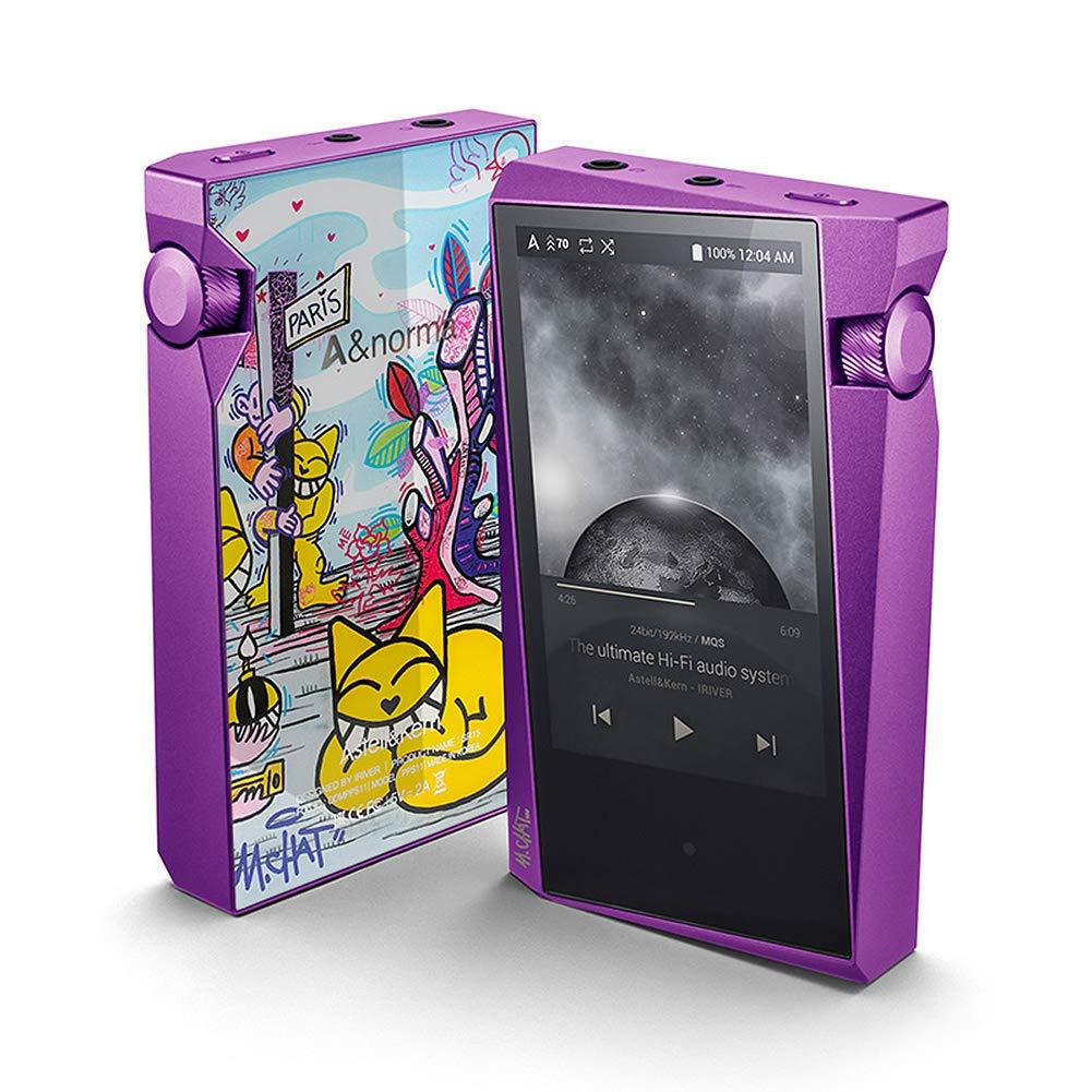 Astell & Kern A&Norma SR15 Reproductor de música portátil de Alta resolución con Bluetooth/WiFi: Amazon.es: Electrónica