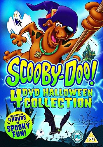Scooby-Doo: Halloween Collection [DVD] [2016] UK-Import, Sprache-Englisch