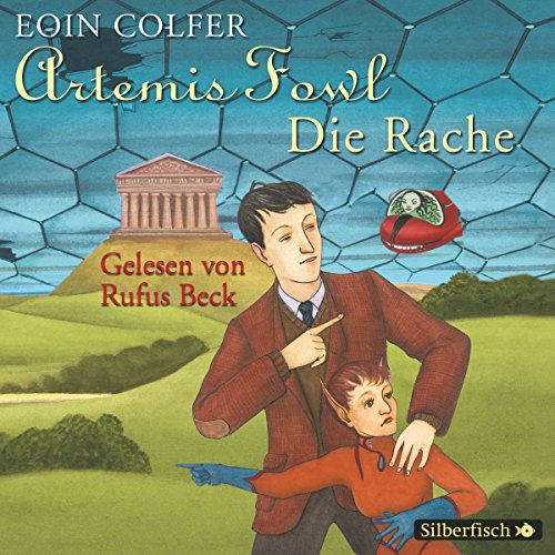 Die Rache audiobook cover art