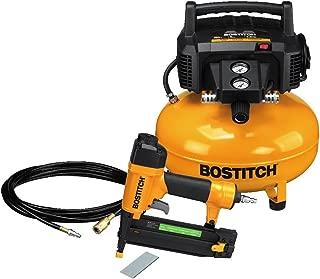 BOSTITCH U/BTFP1KIT 1-Tool and Compressor Combo Kit (Renewed)