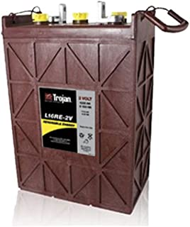 Trojan L16RE-2V Renewable Energy 2V Deep Cycle Battery 1110Ah FAST USA SHIP