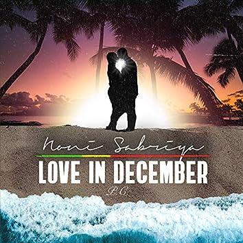 Love in December P.C.