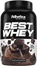 Best Whey 900gr - Atlhetica Sabor:Chocolate Brownie